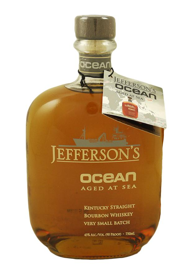 Jefferson Ocean Project Bottle